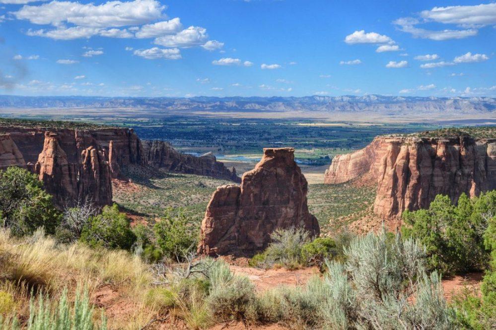 Colorado National Monument : Grand View