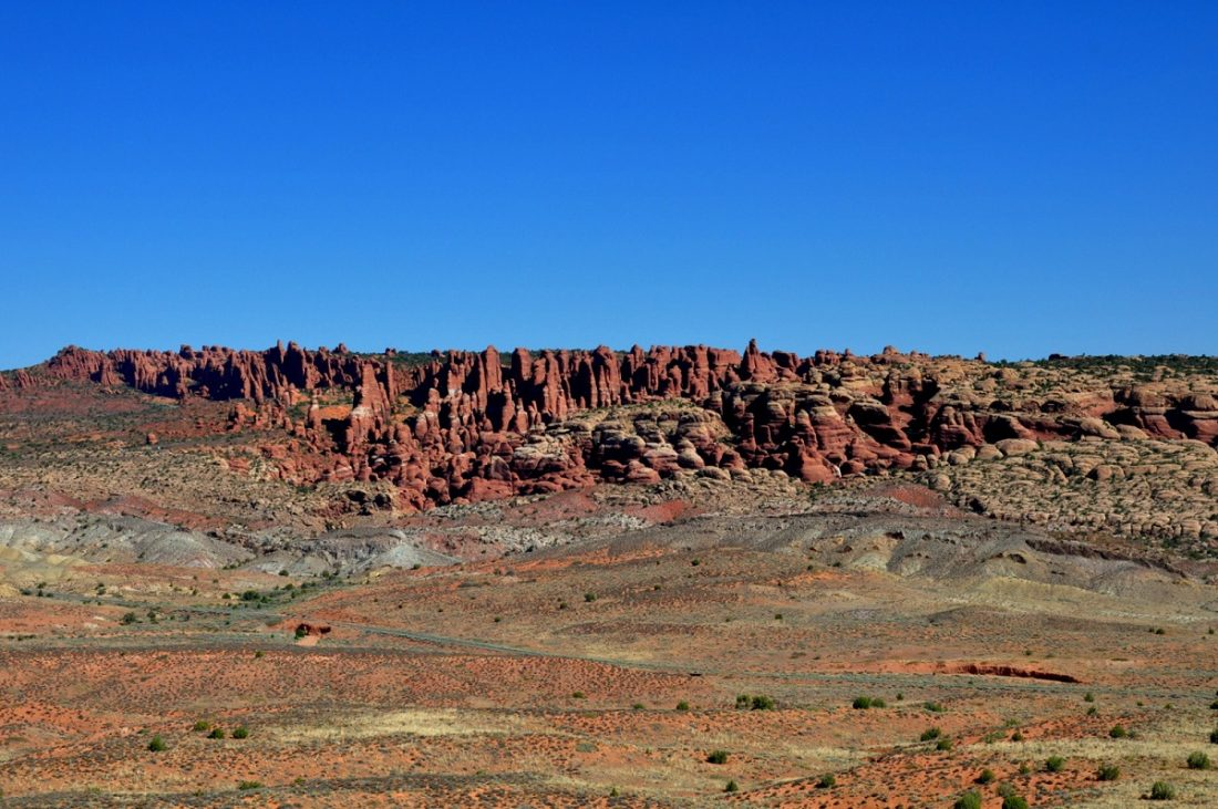 Arches National Park : Fiery Furnace