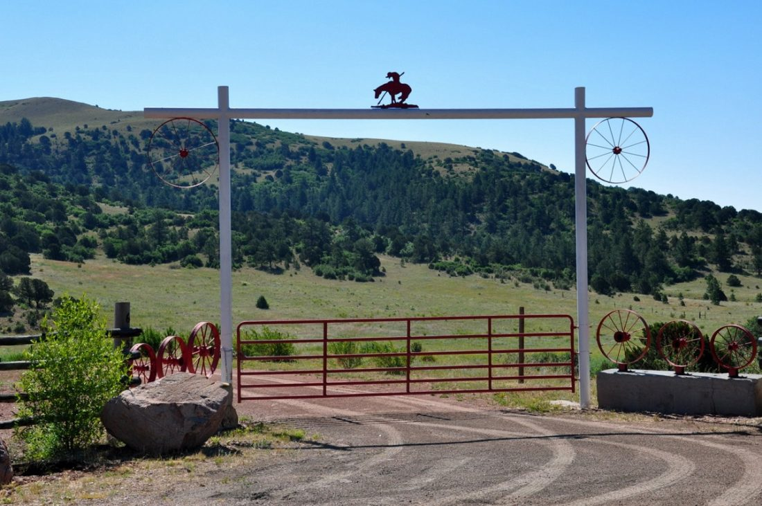 Colorado : Gold Belt Tour Scenic Byway