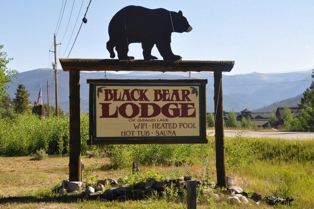 Colorado River Headwaters Byway :Black Bear Lodge