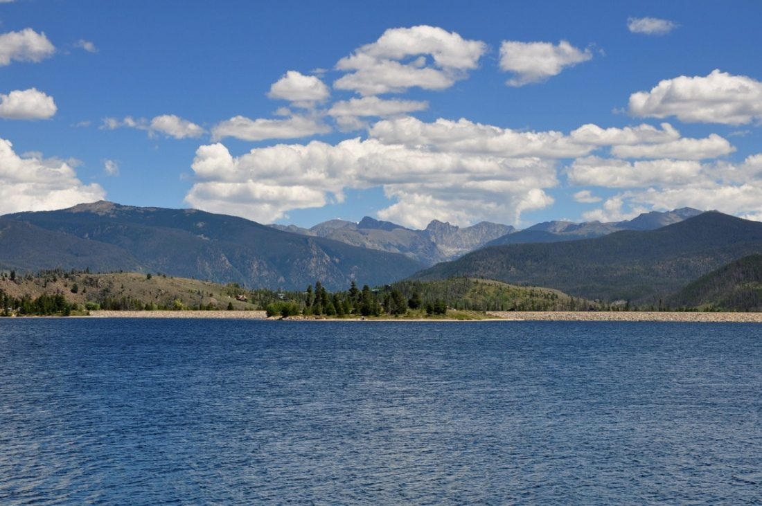 Colorado River Headwaters Byway : Grand Lake
