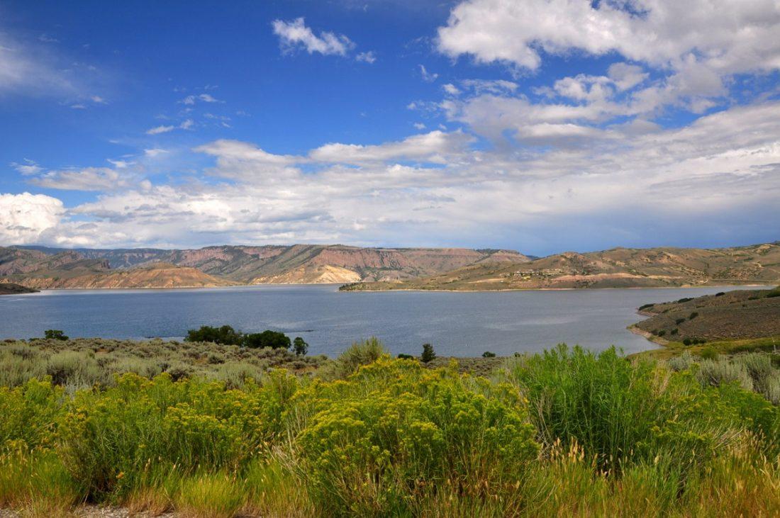Colorado : Blue Mesa Reservoir