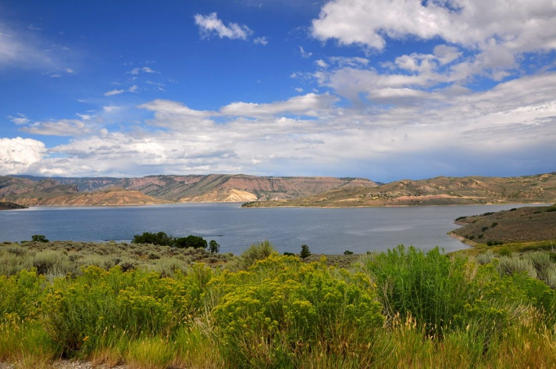 Colorado : Blue Mesa Reservoir