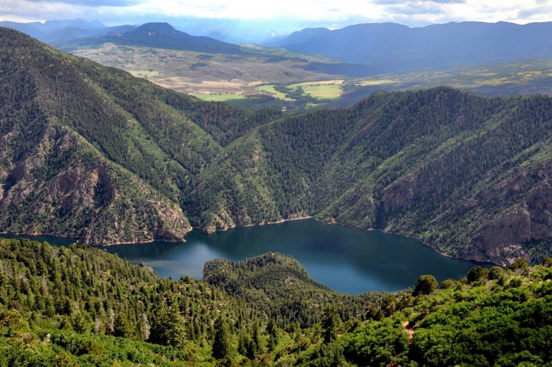 Colorado : Gunnison River West Elk Loop