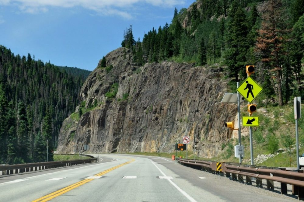 Colorado : Highway 160