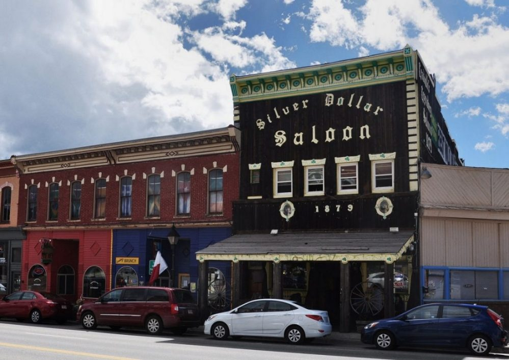Leadville : Silver Dollar Saloon