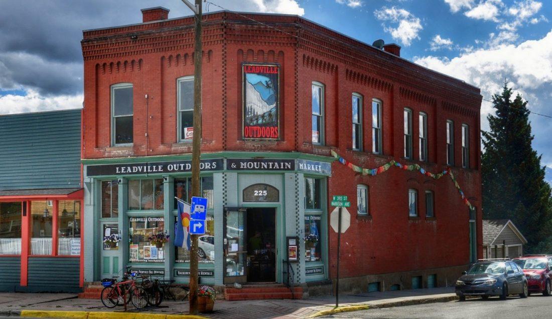 Colorado : Leadville