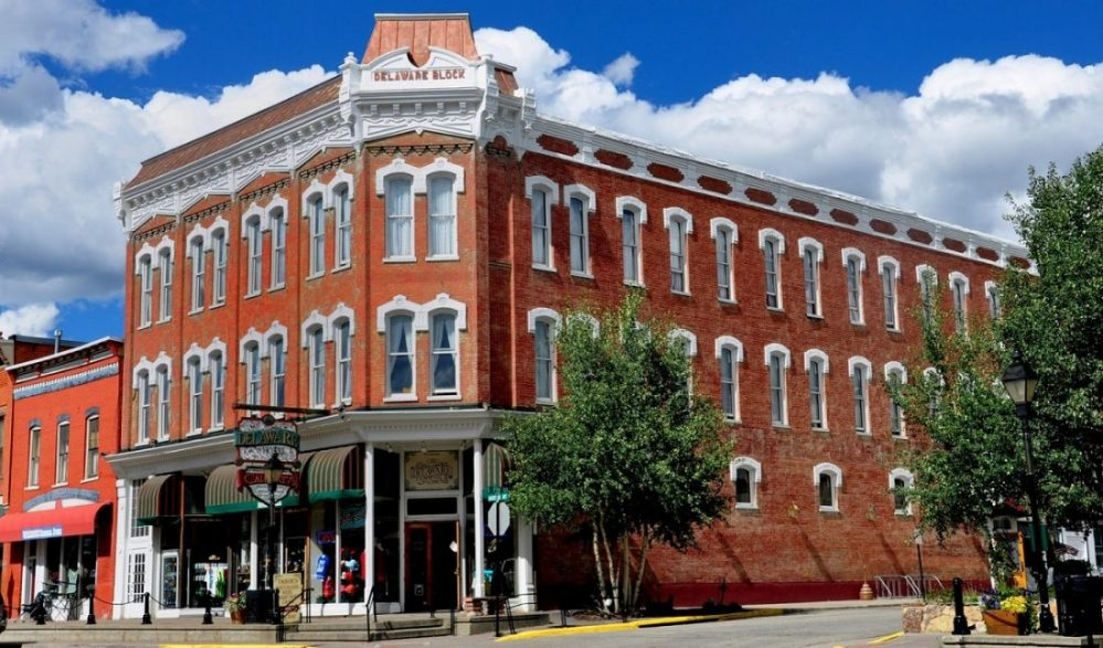 Colorado : Leadville Delaware Hotel