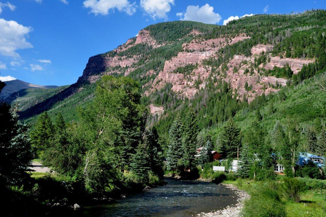 Colorado : Redstone West Elk Loop
