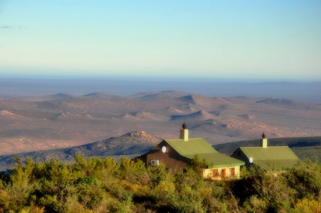 Namaqua National Park : Skilpad Rest Camp