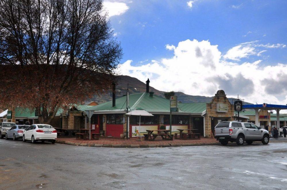 Clarens : Artist's Cafe