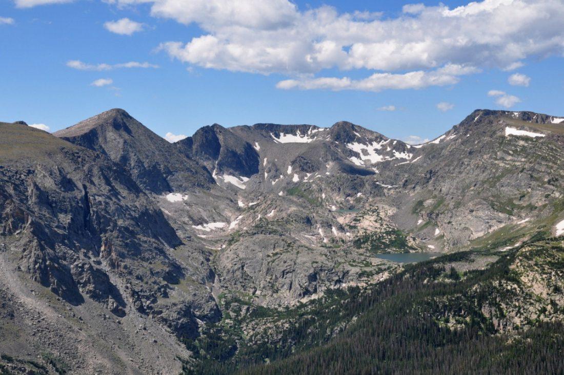 Colorado : Trail Ridge Road