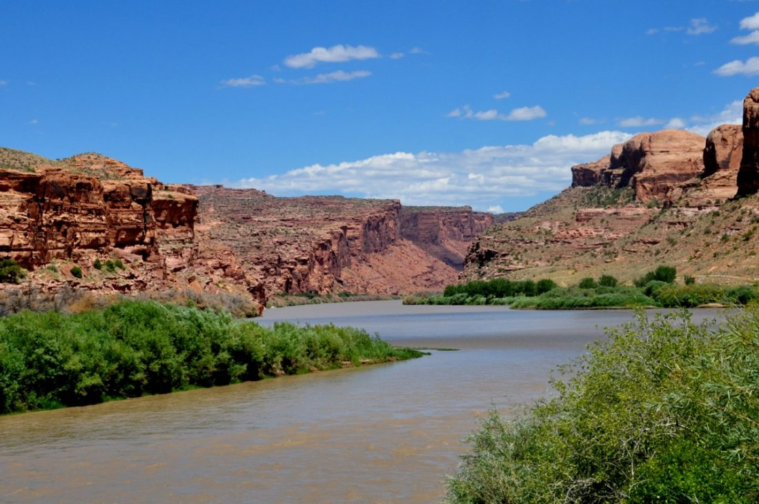 UT-128 -Colorado-River
