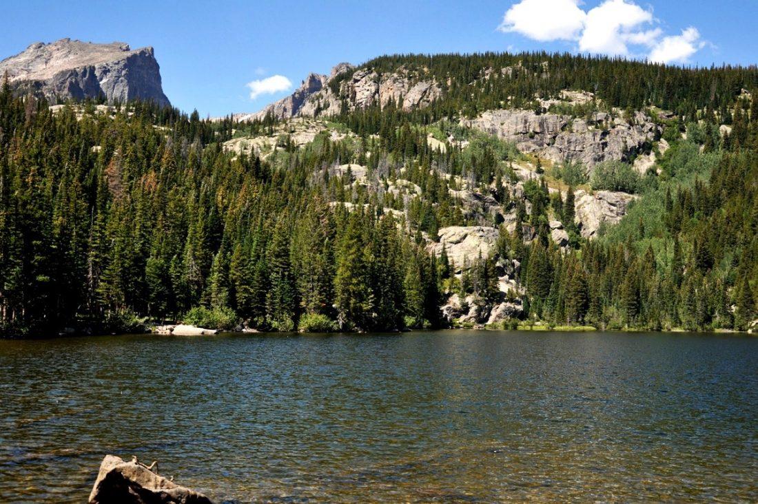 Colorado : Bear Lake Trail