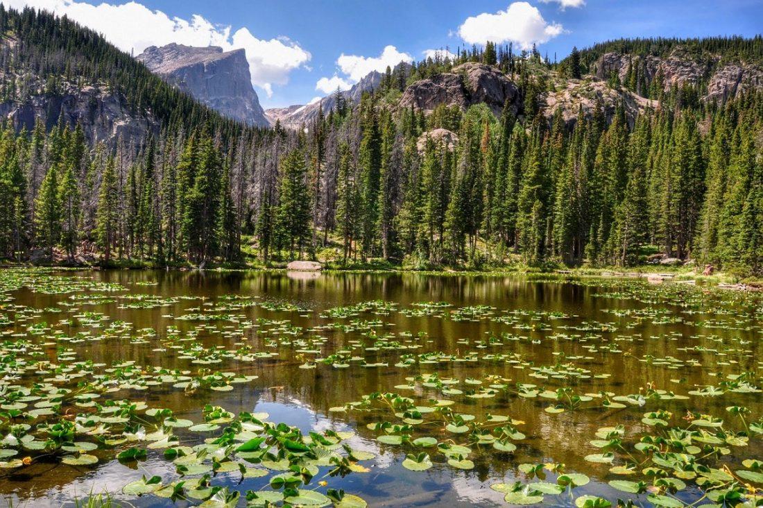 Colorado : Dream Lake