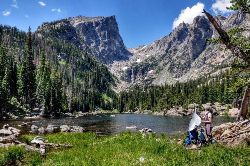 Colorado : Emerald Lake Trail