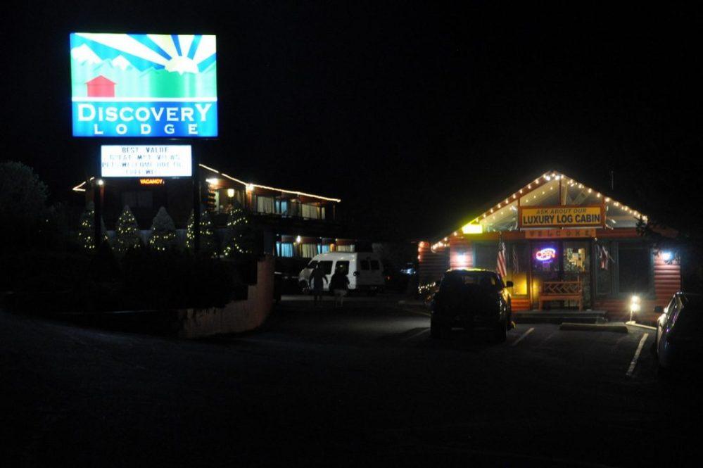 Colorado : Estes Park Discovery Lodge
