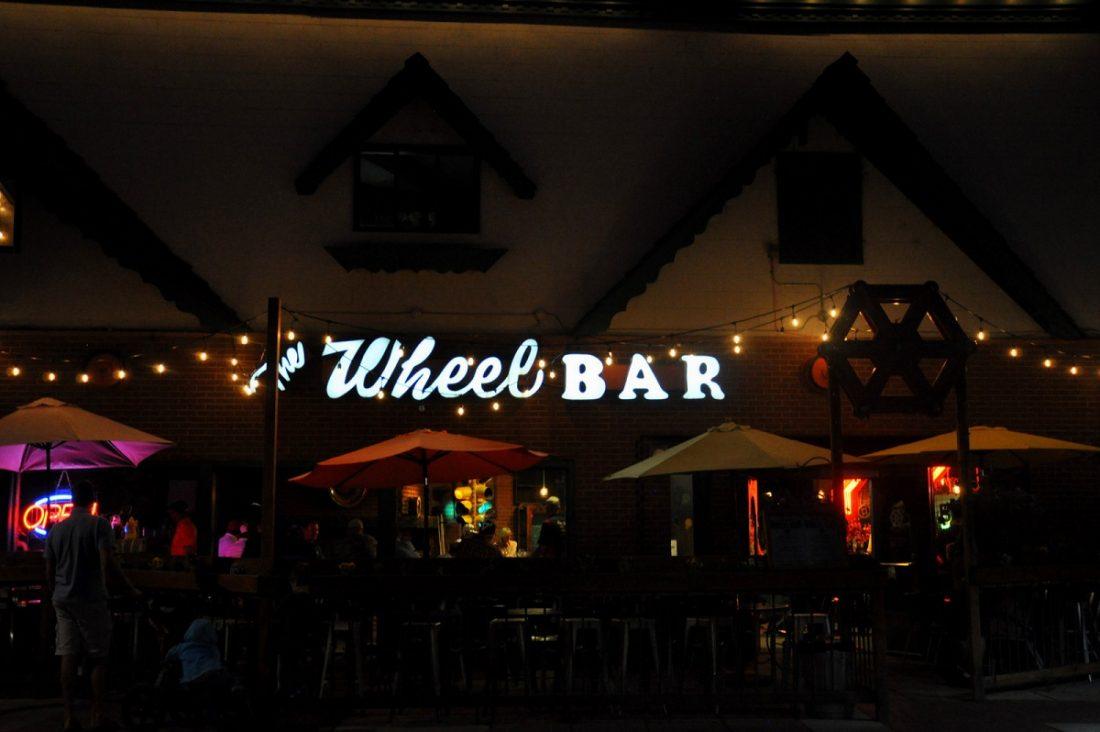 Colorado : Estes Park Wheel Bar