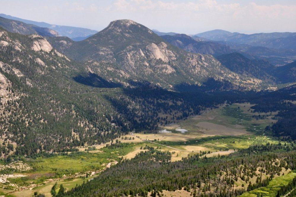 Colorado : Trail Ridge Road : Horseshoe Park