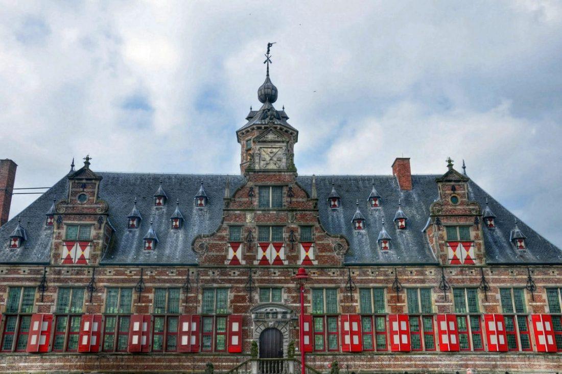 Zeeland : Middleburg Kloveniersdoelen