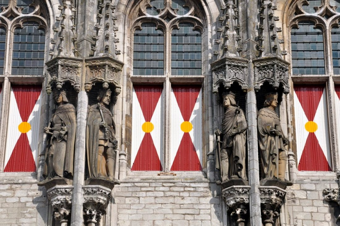 Zeeland : Middleburg Stadhuis