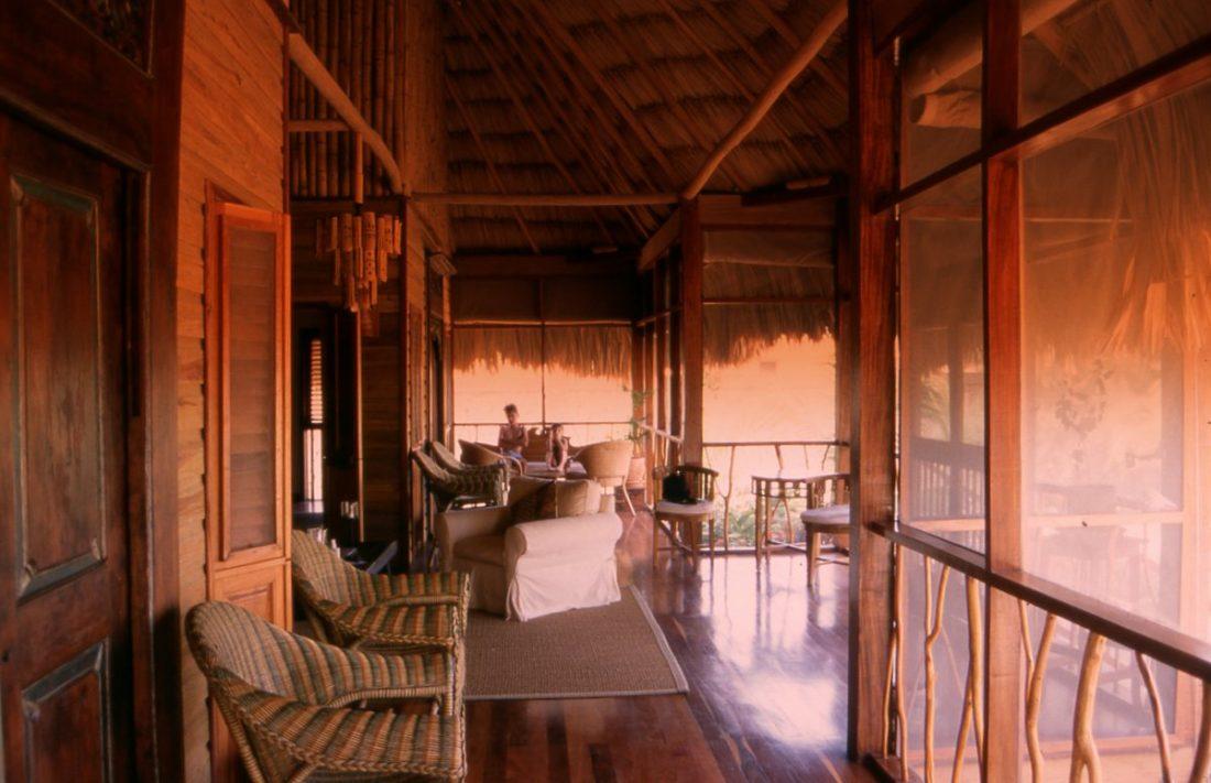 Belize : Placencia Turtle Inn