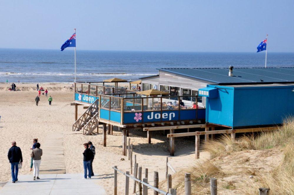 Bergen aan Zee : Hemingway's Beach Restaurant
