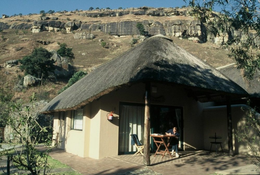 uKhahlamba / Drakensberg Giant's Castle accommodation