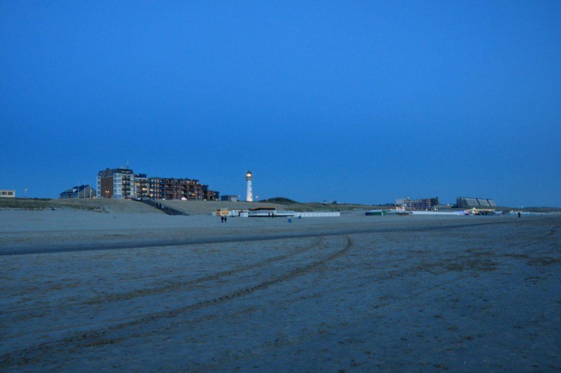 Noord Holland : Egmond aan Zee strand
