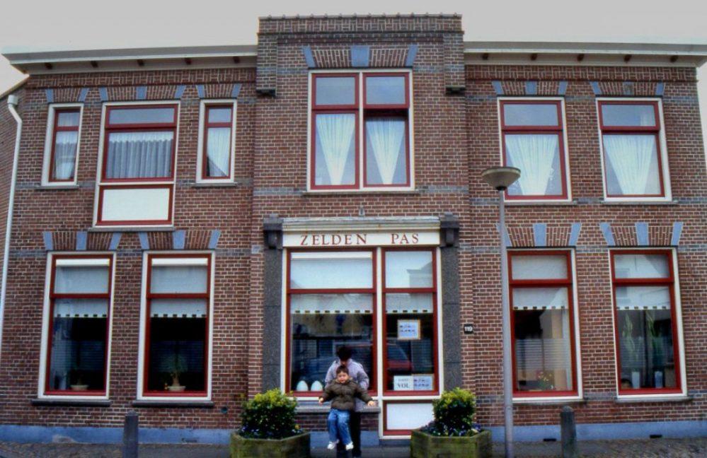 Egmond aan Zee : Zelden Pas
