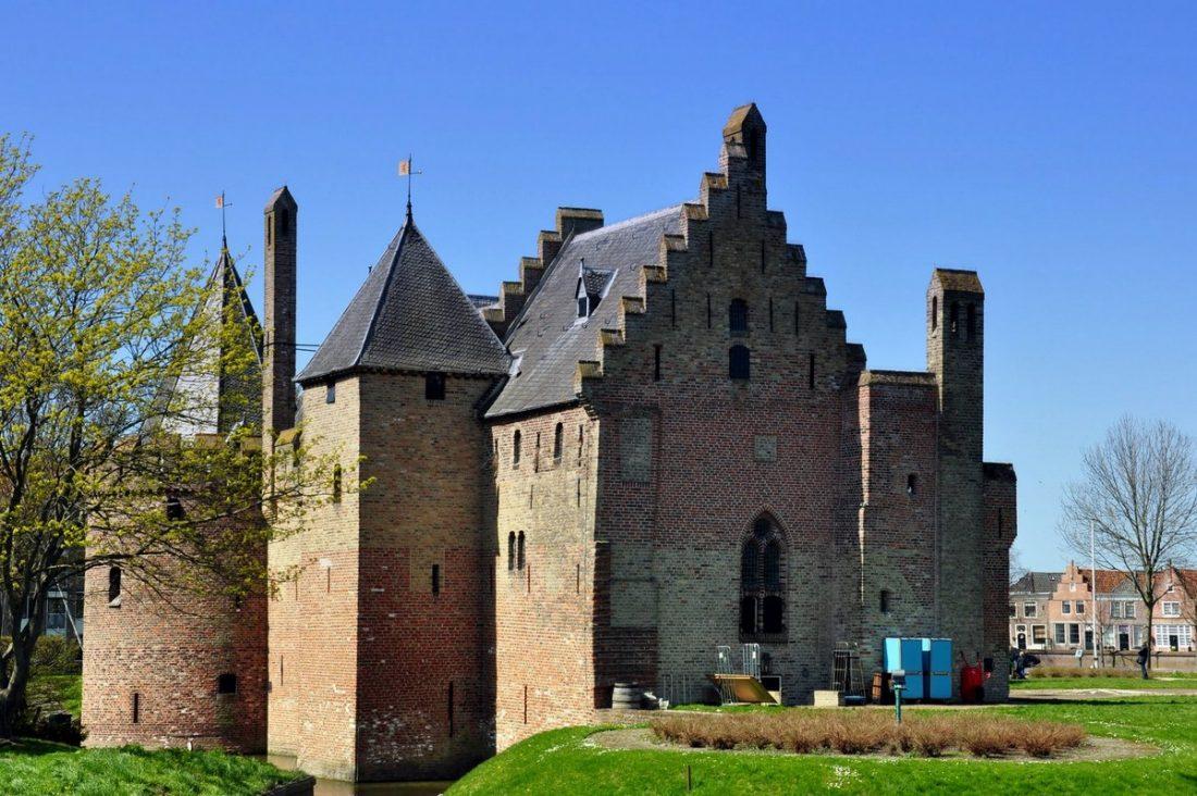 Medemblik Radboud Kasteel