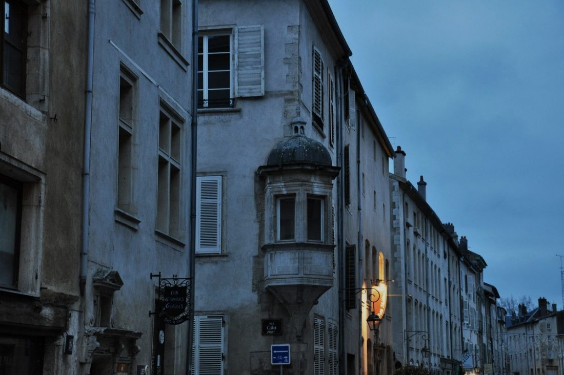 Nancy Grand Rue