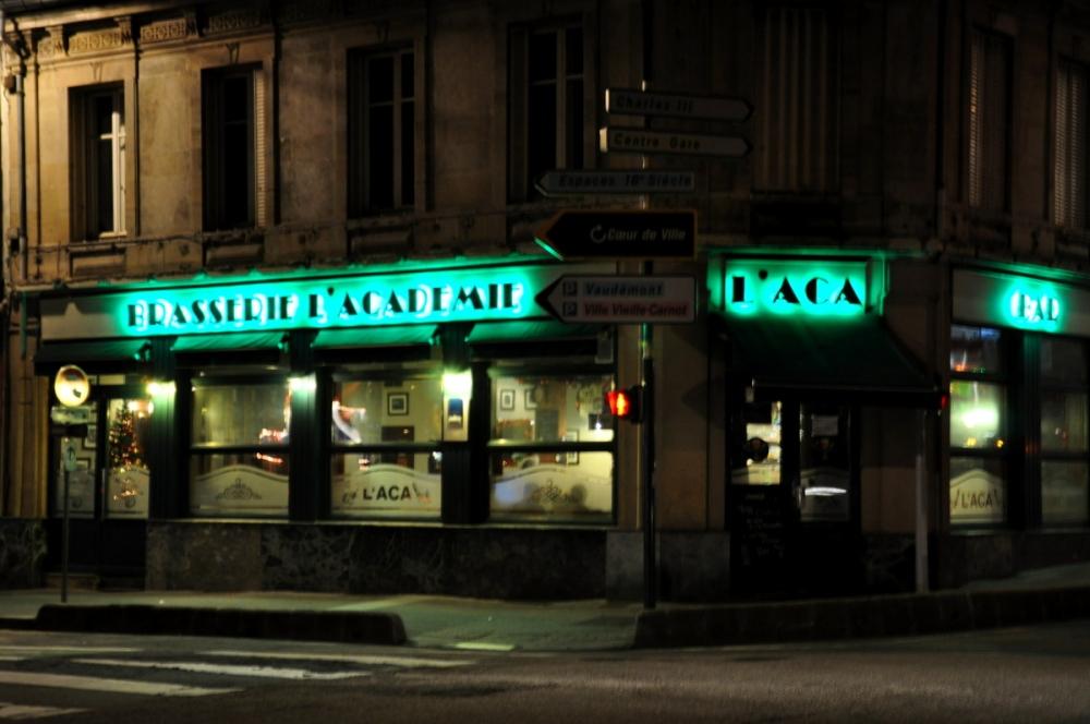 Nancy : Brasserie de l'Académie