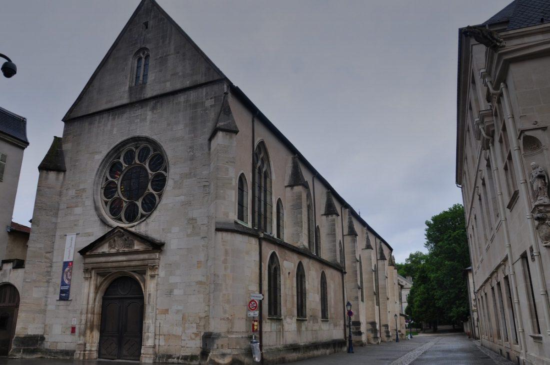 Nancy Eglise des Cordeliers