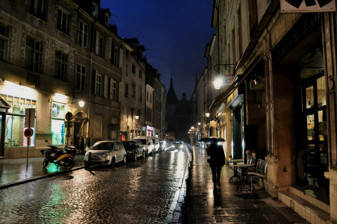 Nancy : Grand Rue