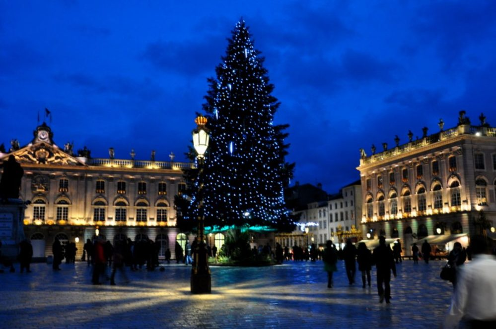Nancy : Noel Place Stanislas