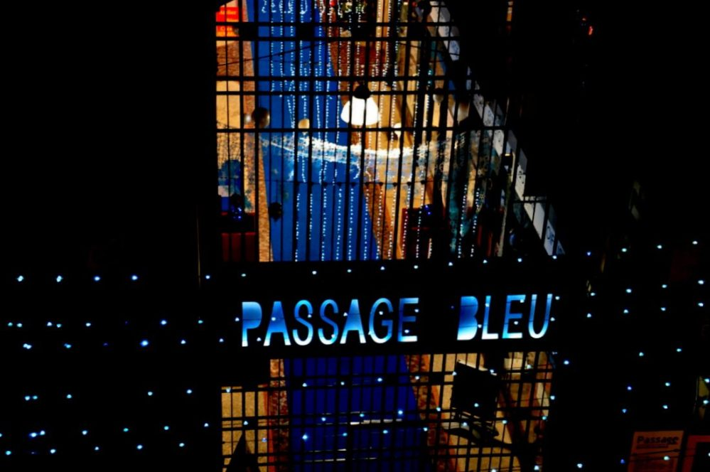 Nancy Passage Bleu