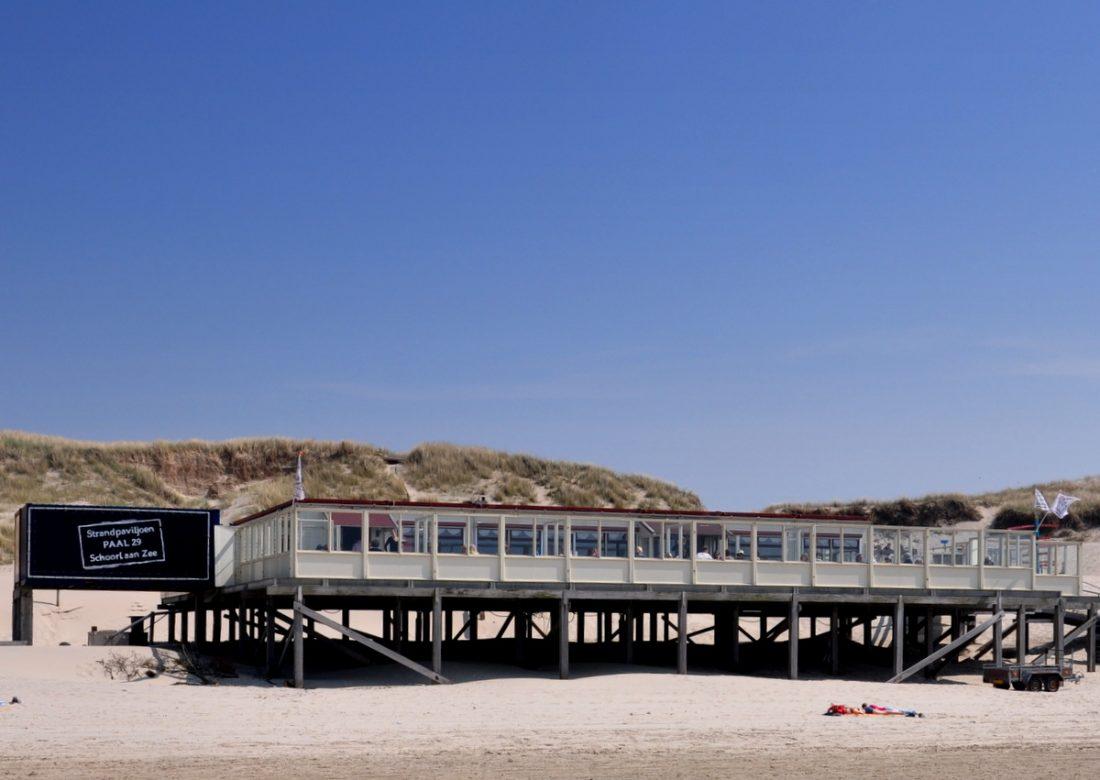 Noord Holland : Schoorl Strand Paal 29