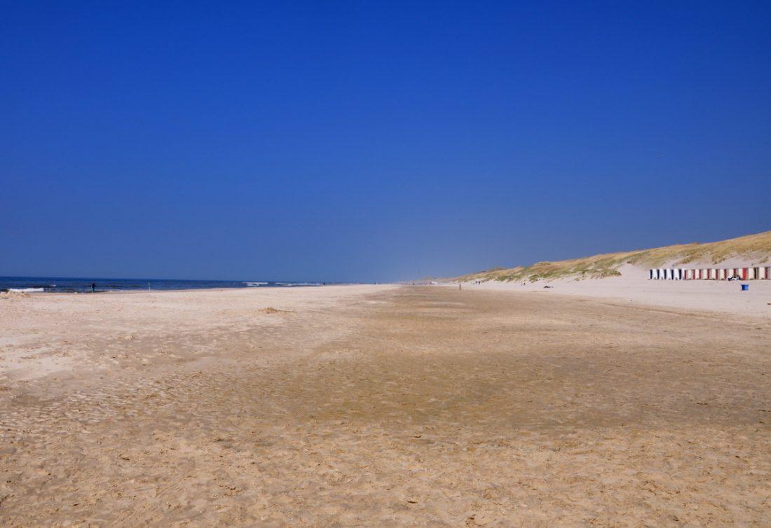 Noord Holland : Schoorl Strand