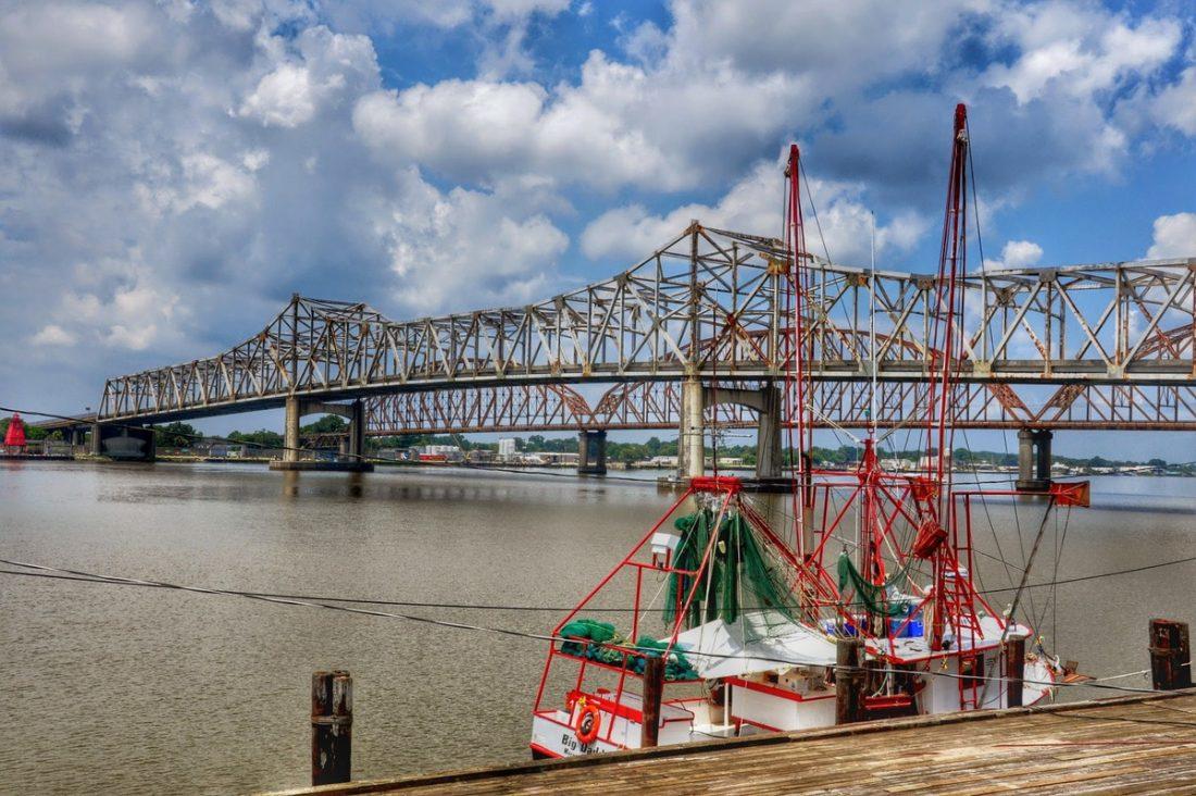 Louisiana : Morgan City