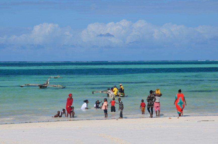 Zanzibar : Kiwengwa Beach