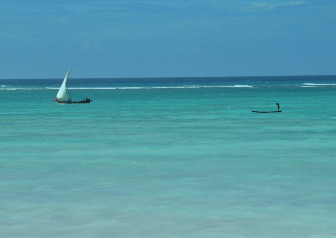 Zanzibar : Nungwi Game Fish Lodge