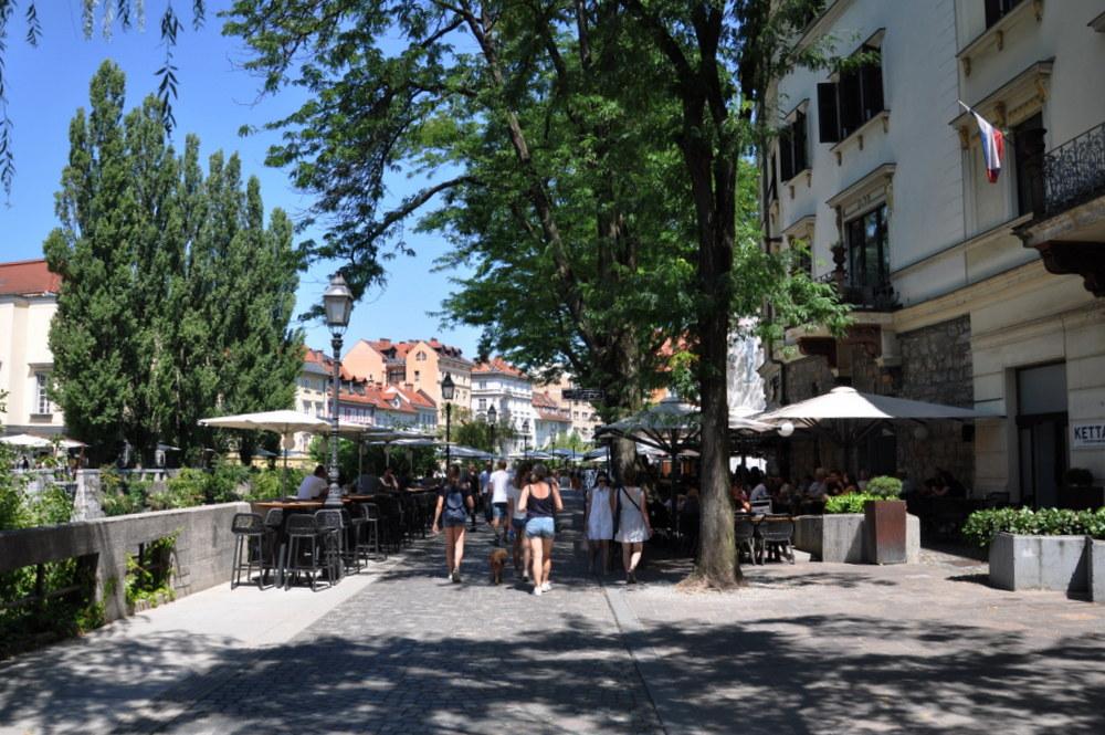 Ljubljana : patisserie Fétiche