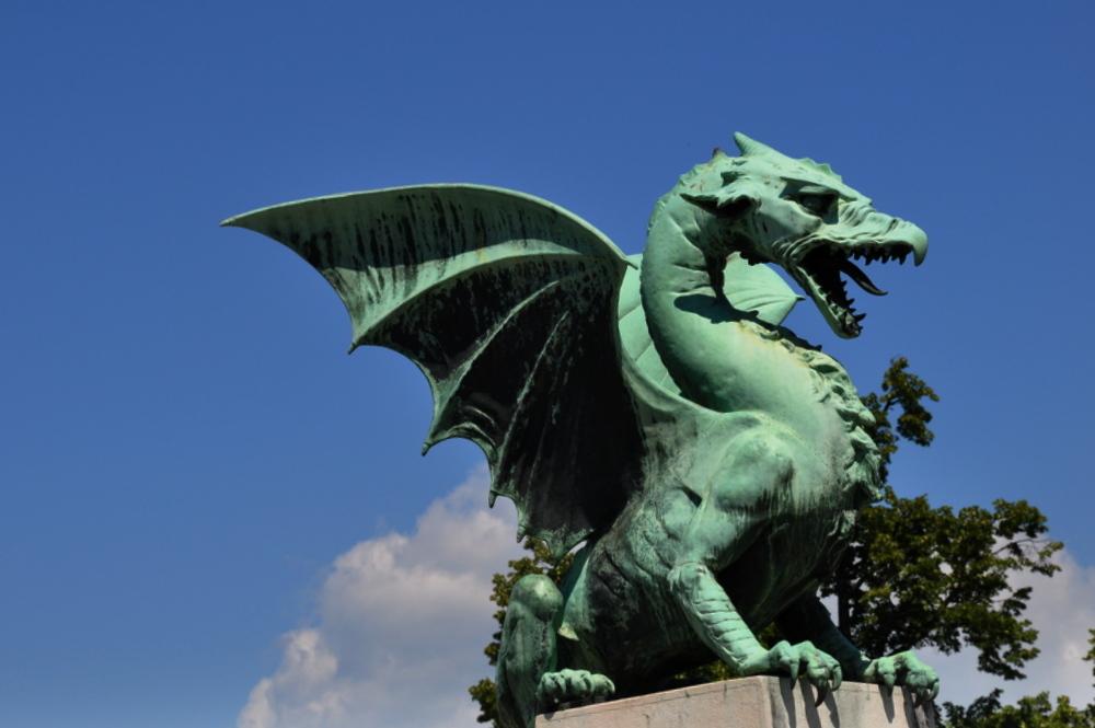 lLubljana Dragon