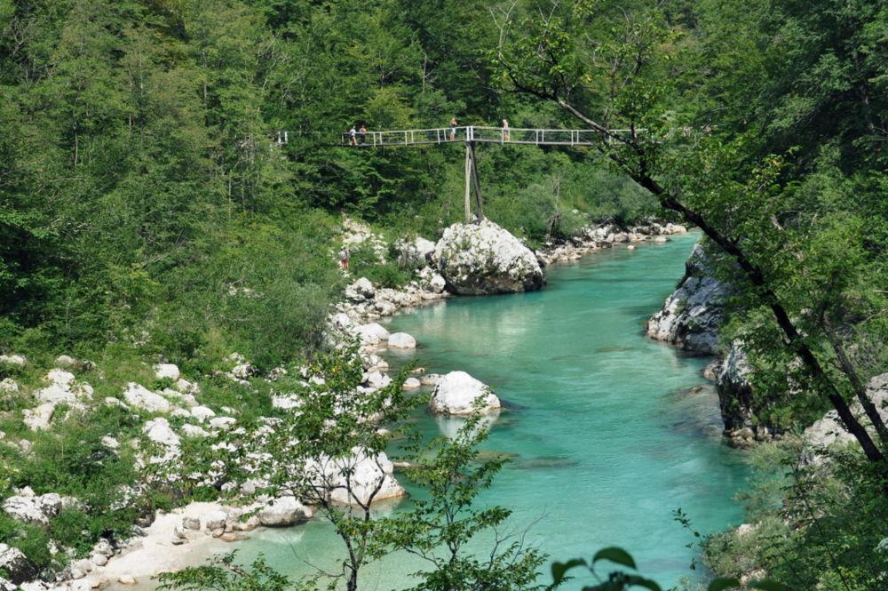 Soča River (Kobarid)