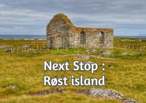 Next Stop : Røst island