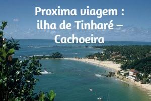 ilha de Tinharé – Cachoeira