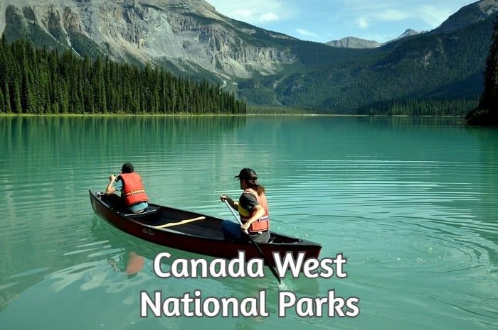 Canada West National Parks