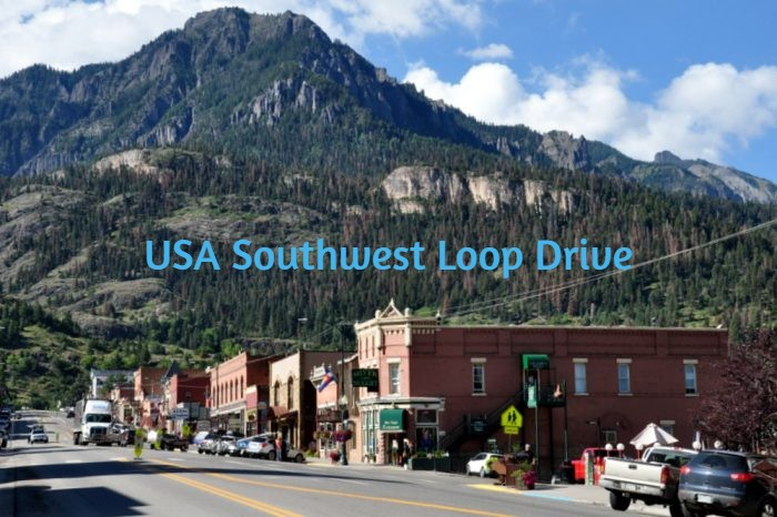 USA Southwest Loop Drive