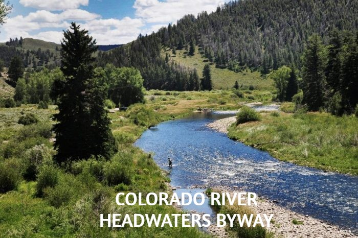 COLORADO RIVER HEADWATERS BYWAY